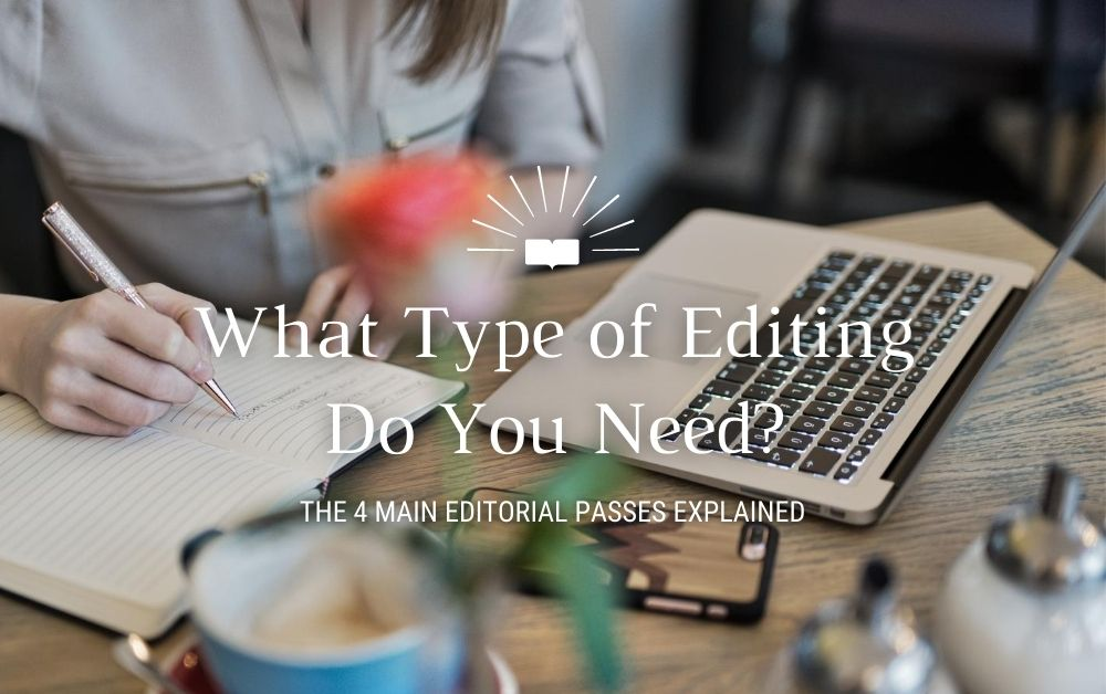 4 main editorial passes