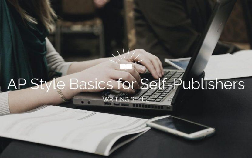 ap style basics for self publishers